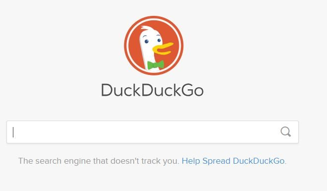 Search engine DuckDuckGo is currently exploding in new traffic