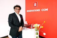 Yatin Patel, co-founder of Reservations