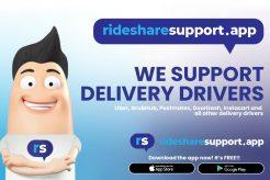 Rideshare Support