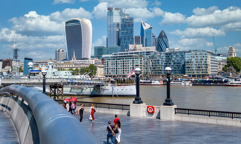 How London's booming tech marketing agency scene is supporting fintech and general tech startups