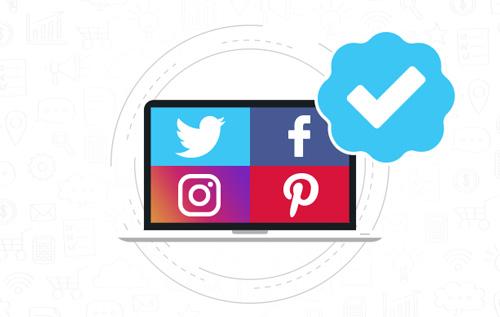 Social Media Verifications